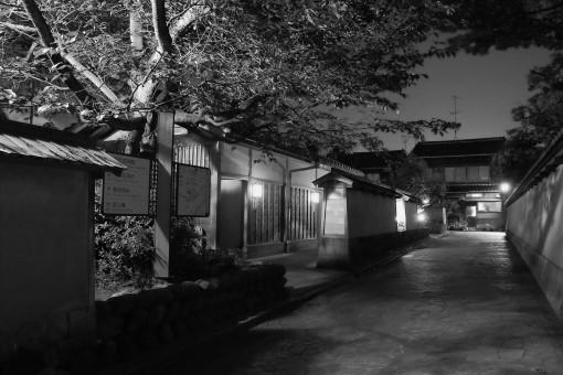 加賀藩の家老の屋敷