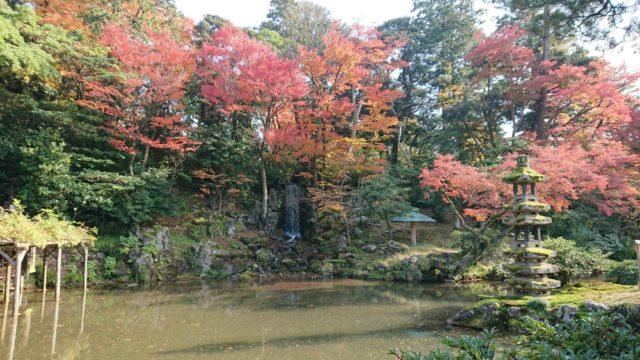 翠滝の紅葉